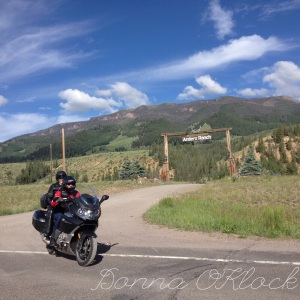 Leaving Creede, CO